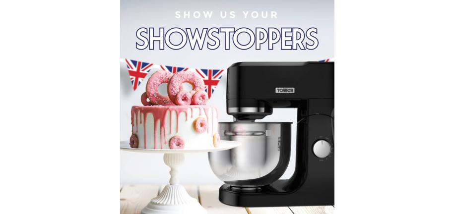 Show Us Your Showstoppers with our GBBO Competition