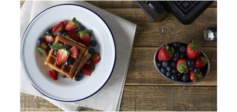 Mother's Day Recipe - Waffles