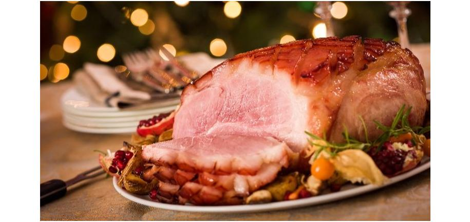 12 days of Tower Christmas - Roasted Ham and Cranberry Sauce Recipes