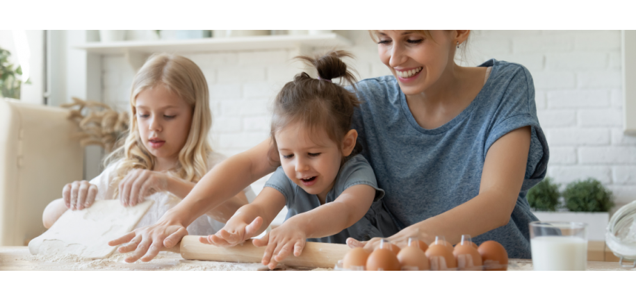 10 Fun Things to do with Children in the Kitchen